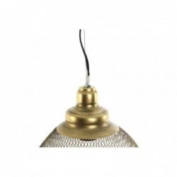 LAMPARA DE TECHO EN METAL